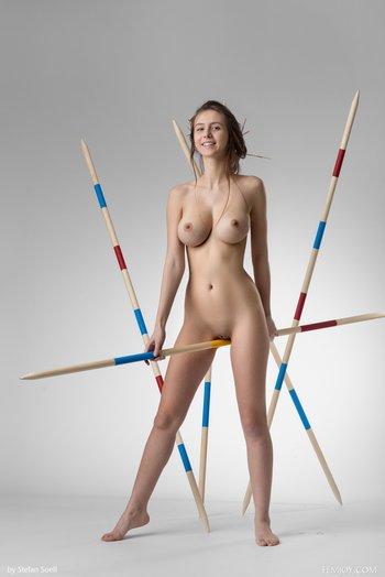 палки или шарики?