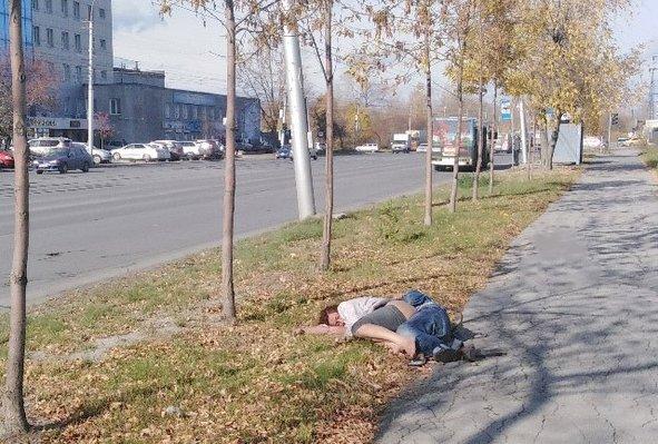 вчера в Новосибирске
