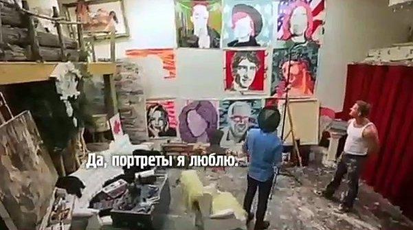 талантливый художник