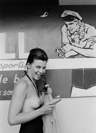 купальник, как его задумали в 1964 году
