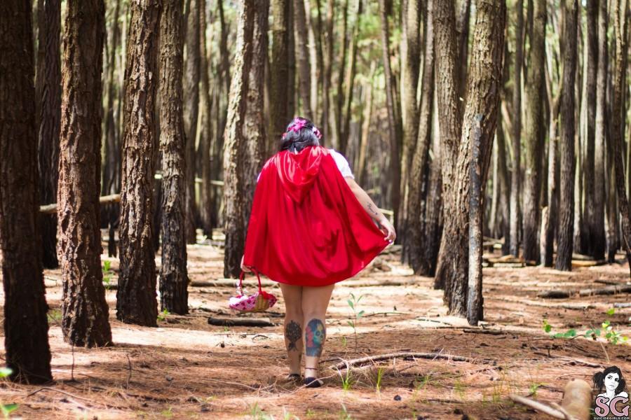 SG Дуда - Настоящая история Красной Шапочки