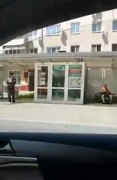 это он ещё не видел, что на окраинах города